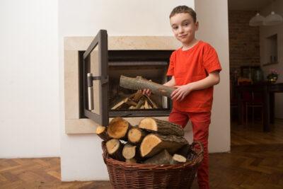 Wood fragrance - Buy Logs & Firewood